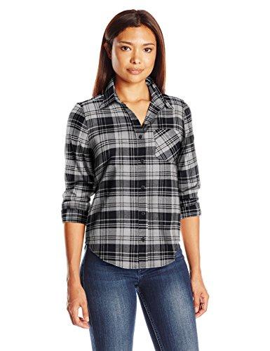 pendleton women 39 s petite size frankie flannel shirt chic