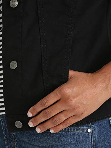 6ae22869 Riders by Lee Indigo Women's Stretch Denim Jacket - Chic-Cheap